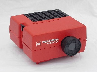 View-Master kinder projector